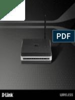 D-Link WBR-1310 User Guide
