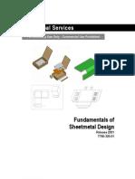 Sheetmetal Design 2001