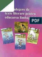 Culegere de texte literare pentru educarea limbajului.pdf