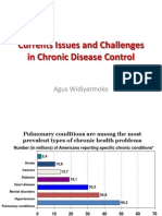 Currents Issues and Challenges in Chronic Disease Control 2012