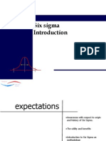 Introduction to Six Sigma[1]