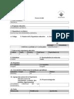 Cinética química y catálisis (Xalapa)