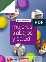 1623617-Guia Sindical Mujeres, Trabajos y Salud