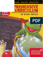 34129270 Preschool Curriculum
