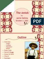 Amish-ppt