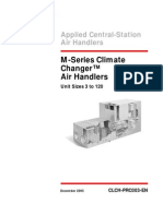 M-series Climate Changer - Ahu