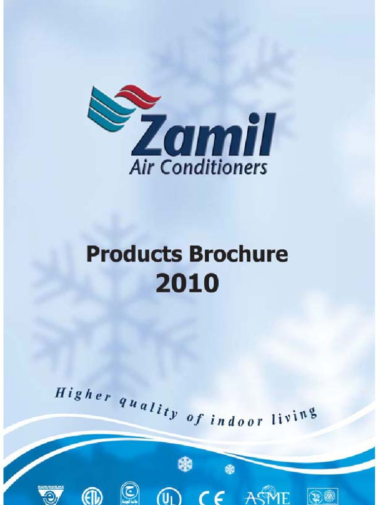 Zamil product brochure air conditioning building automation asfbconference2016 Gallery
