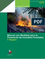 Manual de prevención contra incendios Chile