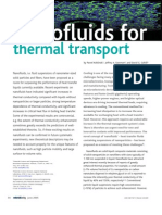 Nanofluids for Thermal Transport2005