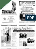 Versión impresa del periódico El mexiquense 11 abril 2013