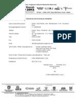 Formulir Data Katalog Pameran