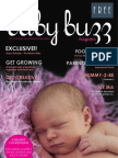 April Issue - Baby Buzz Magazine