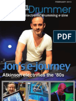 digitalDrummer February 2013