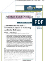 Acute Otitis Media_ Part II
