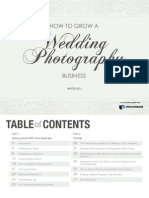 Photoshelter Wedding Photographer Business Guide
