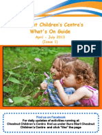 Chestnut Childrens Centre Whats on Guide