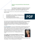 Das Programm natürlicher und ganzheitlicher Heilmethoden von Dr