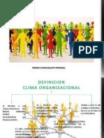 CLIMA ORGANIZACIONAL SENATI