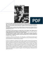 Política Monetaria Perú 1990-2