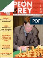 (Ajedrez) Peon de Rey 2003 24