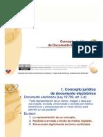 El Documento Electronico (1)