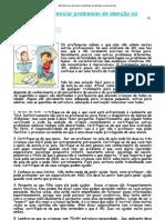 60 dicas para gerenciar problemas de atenção na sala de aula