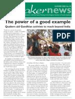 Quaker News Summer 2005