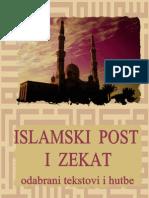 Islamski post i zekat