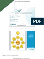 TOGAF V91Sample Catalogs Matrics Diagrams v3