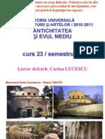 Curs - Civilizatia Bizantina