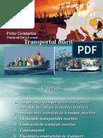 Curs 8 Transport Maritim