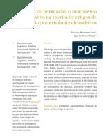 No limiar da persuasão. o movimento argumentativo na escrita de artigos de opinião por estudantes brasileiros