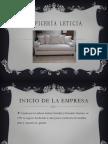 Tapicería Leticia