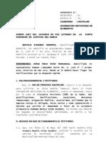 Asignacion Anticipada Mayela - San Luis