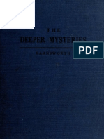 Farnsworth, Edward Clarence - The Deeper Mysteries (1921)
