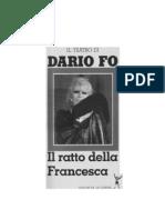 Fo Dario - Il Ratto Della Francesca