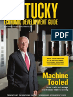 Kentucky Economic Development Guide 2013