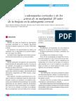 Adenopatia Cervical