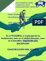 Analisis Del Golpe de Antebrazos Vb