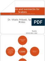 2003 Permethrin and Ivermectin for Scabies Jurnal Kulkel