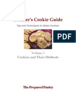 NA - A Baker's Cookie Guide Volume I