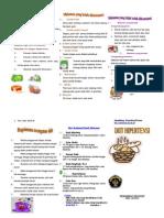 Leaflet DIIT Hipertensi + Obat Tradisional