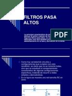 1.FILTROS PASA ALTOS y PASA BAJOS EXPOSICIÓN 02-04-2013
