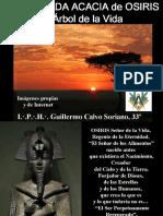 La Sagrada Acacia de Osiris, el Árbol de la Vida