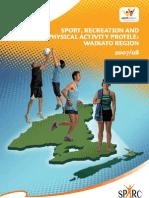 Regional Sports Trust Profile Waikato