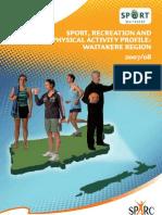 Regional Sports Trust Profile Waitakere