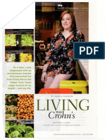 Living With Crohn's - Canadian Living Magazine