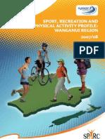 Regional Sports Trust Profile Wanganui