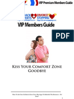 Kiss Your Comfort Zone Goodbye