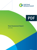 Fiscal Assessment Report From the Irish Fiscal Advisory Council